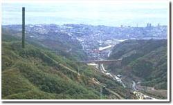 神峰ハイキングコース