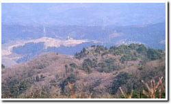 高鈴ハイキングコース