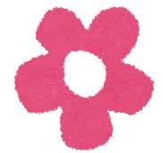 ワンポイント-花