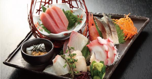 網元,お寿司
