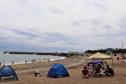 H30会瀬海水浴場
