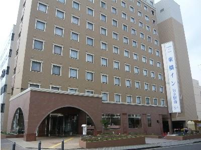 東横イン日立駅前 外観1