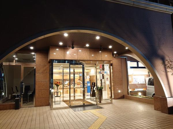 東横イン日立駅前 外観2