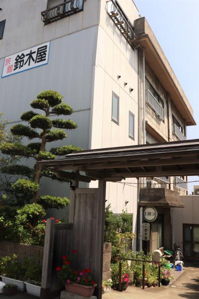 旅館 鈴木屋、外観2