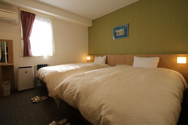 多賀ステーションホテル ツインルーム