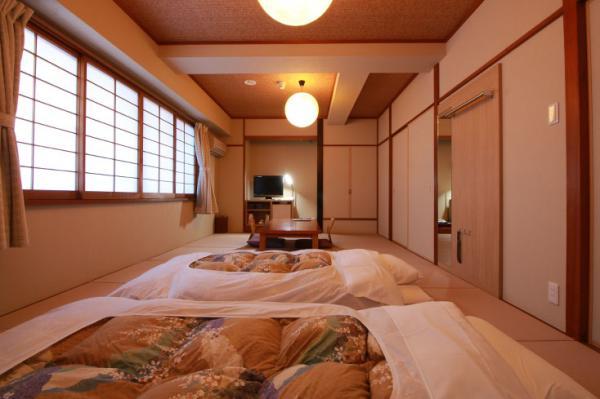 多賀ステーションホテル モダン和室B