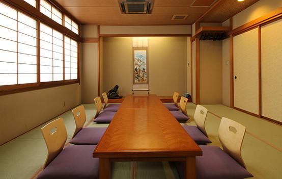 多賀ステーションホテル 宴席