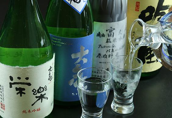 多賀ステーションホテル 地酒