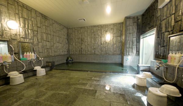 ルートイン日立多賀 大浴場