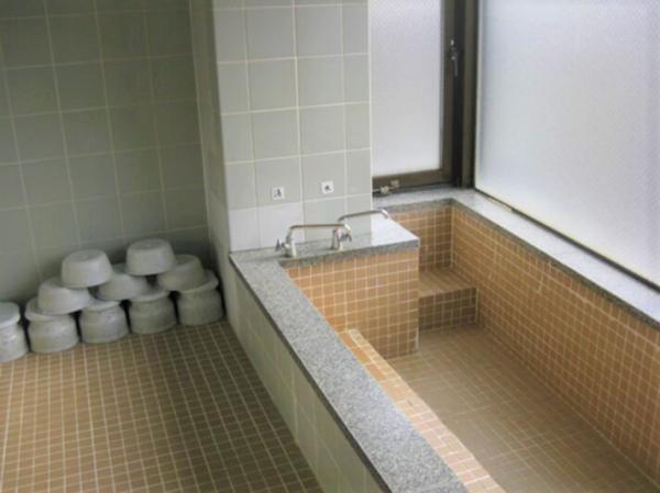 旅館須賀屋,浴室
